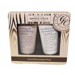 SPA komplekt Grace Cole Warm Vanilla & Fig Essential Pampering 50ml