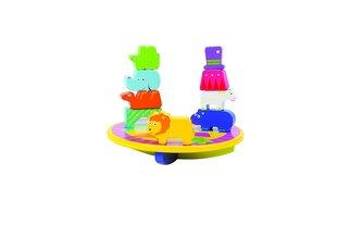 Tasakaalumäng Boikido puidust loomade kujudega hind ja info | Imikute mänguasjad | kaup24.ee