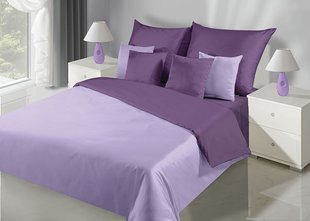 Voodipesukomplekt 3-osaline NOVA Collection Violet Heather, 200x220 cm