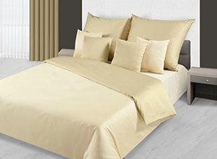 Voodipesukomplekt 2-osaline NOVA Collection Golden L.Golden, 155x220 cm