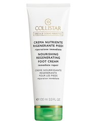 Taastav jalakreem Collistar Nourishing Regenerating 100 ml