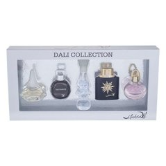 Komplekt Salvador Dali Mini Set: It is Dream EDT naistele 5 ml + Le Roy Soleil Extreme Pour Homme EDT meestele 5 ml + Dalilight EDT naistele 5 ml + Salvador Pour Homme EDT meestele 5 ml + Dali 2011 EDT naistele 5 ml