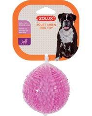 Ogadega pall Zolux, roosa hind ja info | Mänguasjad koertele | kaup24.ee