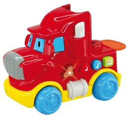 Heliefektidega mänguauto Smiki Wheeler, 1 tk hind ja info | Imikute mänguasjad | kaup24.ee