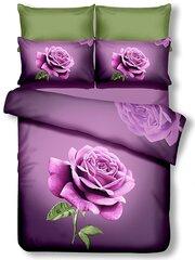 3D voodipesukomplekt 3-osaline Lena, 200x200 cm