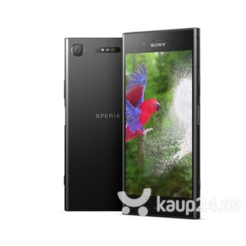 Mobiiltelefon Sony G8341 Xperia XZ1, Must