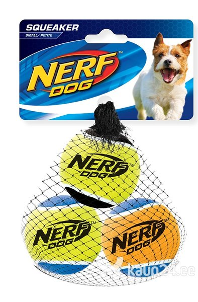 Игрушка для собак Nerf S, 3 шт.