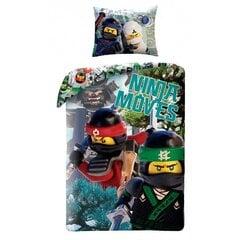 Комплект постельного белья LEGO Ninjago Ninja Moves, 2 части