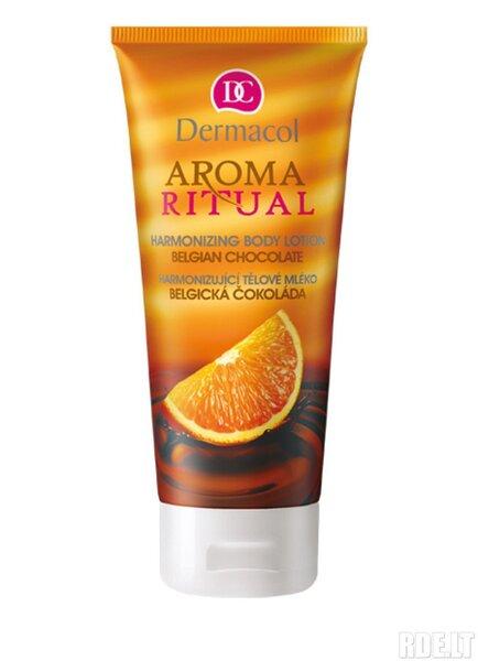 Ihupiim Dermacol Aroma Ritual Harmoniz Belgian Chocolat 200 ml