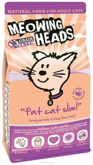 Kuivtoit kassidele Meowing Heads Fat Cat Slim, 1.5 kg​