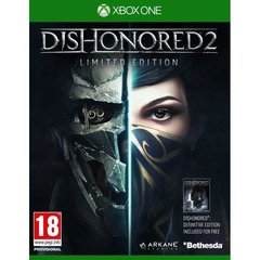 Mäng Dishonored 2, Xbox ONE