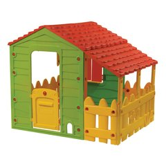 Laste mängumaja Buddy Toys Farm with Porch, Made in Israel