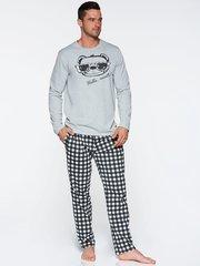 Meeste pidžaama Fabio Undercare 04A704, hall