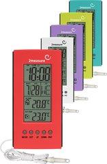 Elektrooniline termomeeter 2measure 170101 hind ja info | Ilmajaamad, termomeetrid | kaup24.ee