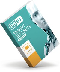 ESET Smart Security Premium 11, 2 PC Uus litsents 12 kuud või Litsentsi pikendamine 18 kuud