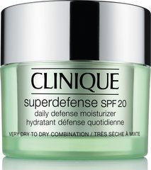Niisutav näokreem Clinique Superdefense SPF20 50 ml hind ja info | Näokreemid | kaup24.ee