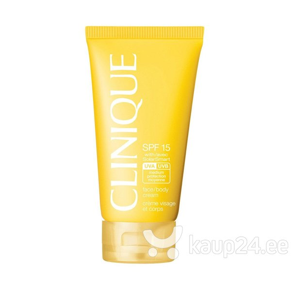 Päikesekaitsekreem Clinique SPF15 150 ml