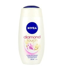 Dušiõli Nivea Diamond Touch Cream 250 ml