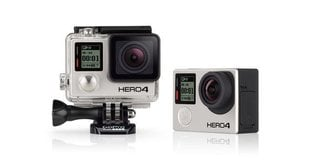 Seikluskaamera GoPro Hero 4 Black must