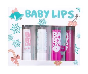 Kinkekomplekt Maybelline New York Baby Lips