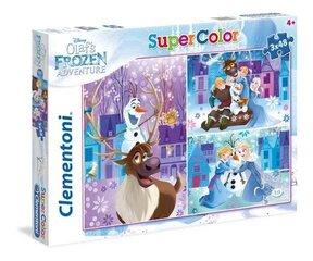 Комплект пазл Clementoni Frozen (Ледяное сердце), 3x48 деталей