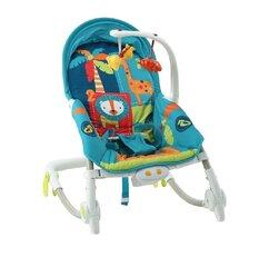 Smiki 3in1 кресло-качалка Джунгли