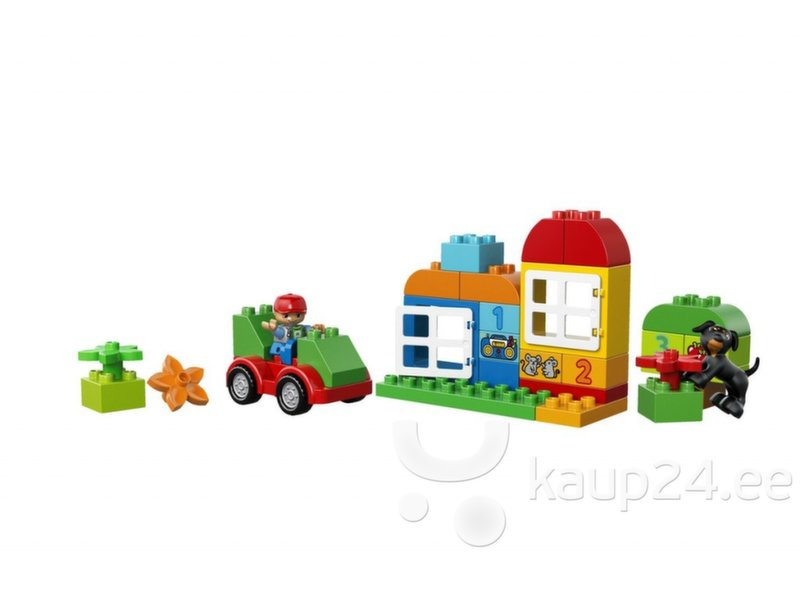 10572 LEGO® DUPLO All in One box for Fun tagasiside