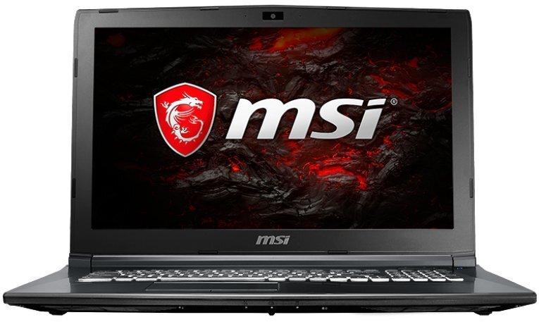 Sülearvuti MSI 7RDX GL62M7RDX-1851NL