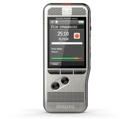 Diktofon Philips DPM 6000, hõbedane