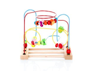 Puidust labürint hind ja info | Imikute mänguasjad | kaup24.ee