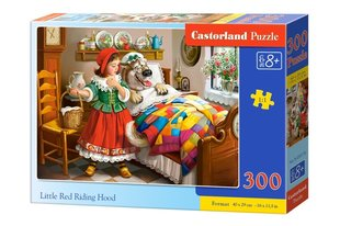 Pusle Puzzle Castorland Little Red Riding Hood, 300 tk