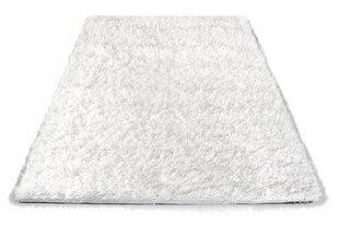 Vaip Shaggy White, 60x100 cm