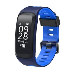 Nutikell DT NO.1 F4, Must/Sinine цена и информация | Смарт-часы (Smart Watch) | kaup24.ee