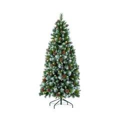 Jõulukuusk Glancier 180 cm hind ja info | Jõulukuusk Glancier 180 cm | kaup24.ee