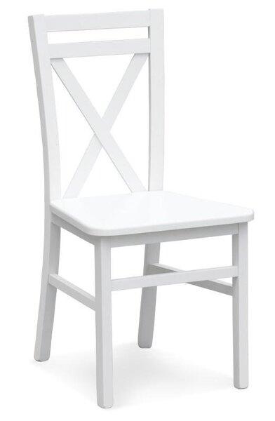 Комплект из 2 стульев Halmar Dariusz 2, белый