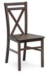 2 tooli komplekt Dariusz 2, tume pähkel