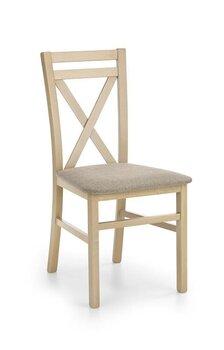 Комплект из 2 стульев Halmar Dariusz, дубовый/серый цвет