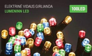 Рождественская гирлянда, 100 LED