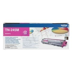 Brother TN-245M, Magenta toner 2200 pages hind ja info | Brother TN-245M, Magenta toner 2200 pages | kaup24.ee