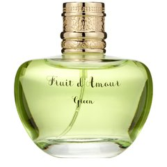 Tualettvesi Emanuel Ungaro Fruit D'amour Green EDT naistele 100 ml