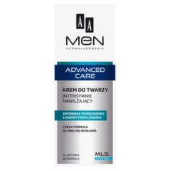 Niisutav näokreem meestele AA Men Advanced Care 75 ml