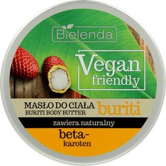 Kehavõi beta kerotiiniga Bielenda Vegan Friendly 250 ml