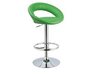 Комплект из 2 барных стульев C-300, зелёный