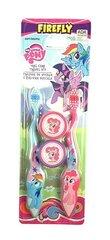 Laste hambahari Firefly My Little Pony, 2 tk hind ja info | Laste ja ema kosmeetika | kaup24.ee