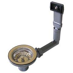 Sifooni ventiil ülevooluga Ø115 mm