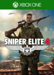 Mäng Sniper Elite 4, Xbox One