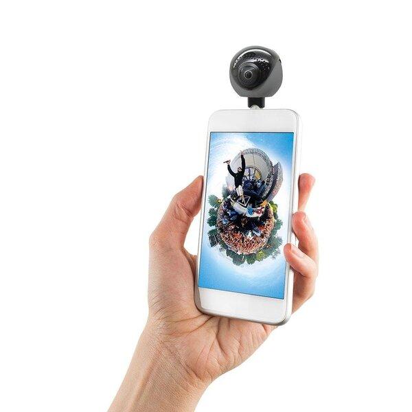 Seikluskaamera GoXtreme Omni 360° 20200 tagasiside