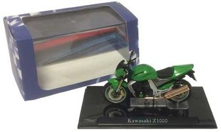 Коллекционная модель мотоцикла с подставкой Kawasaki Z1000