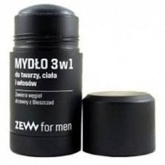 Seep näole ja kehale Zew For Men 3in1 Zew For Men 85 ml hind ja info | Seebid | kaup24.ee