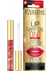 Huuleõli Eveline Lip Care 8in1 7 ml